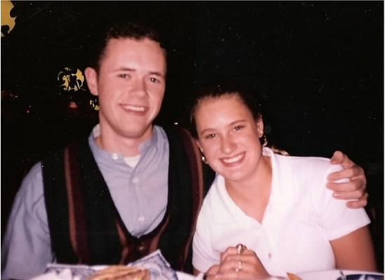 Jen and Matt dating Oct 2995