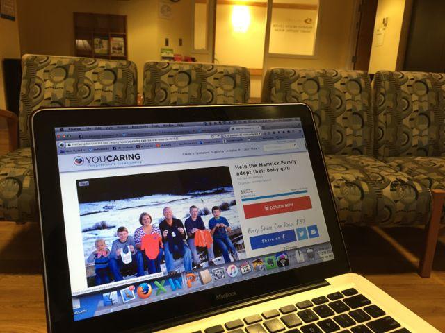Image waiting room